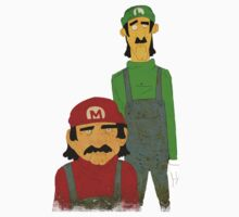 The Super Mario Bro's Kids Clothes