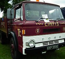 Ford D Series RecoveryTruck by mike  jordan.