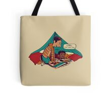 Troy and Abed's Dope Adventures Tote Bag