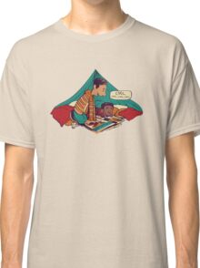 Troy and Abed's Dope Adventures Classic T-Shirt