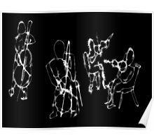 String String Quartet Poster