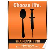 Trainspotting.  Poster