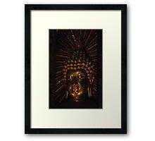 Buddha, Framed Print