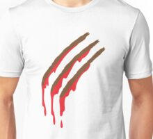 3 werewolf slashes Unisex T-Shirt