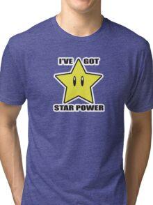 STAR POWER Tri-blend T-Shirt