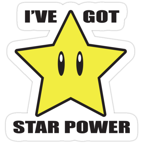STAR POWER by Keez