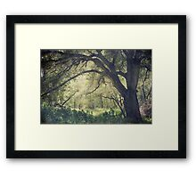 Where There's No More Pain Framed Print