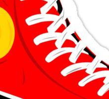 Fastest Sneakers Around! Sticker