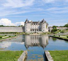 Chateau La Roche Courbon  by 29Breizh33