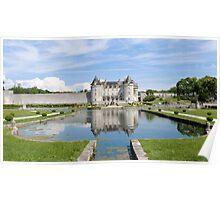 Chateau La Roche Courbon  Poster