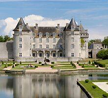Chateau La Roche Courbon 2 by 29Breizh33