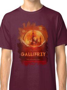Travel To...  Gallifrey! Classic T-Shirt