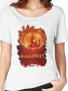 Travel To...  Gallifrey! Women's Relaxed Fit T-Shirt