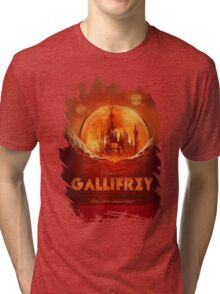 Travel To...  Gallifrey! Tri-blend T-Shirt