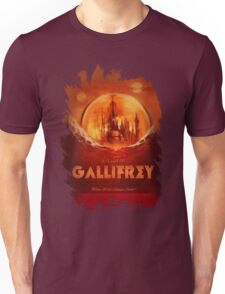 Travel To...  Gallifrey! T-Shirt
