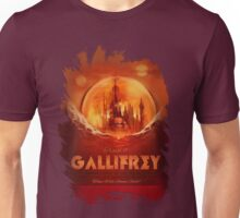 Travel To...  Gallifrey! Unisex T-Shirt