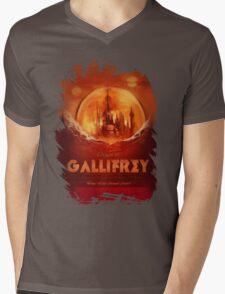 Travel To...  Gallifrey! Mens V-Neck T-Shirt