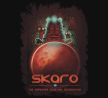 Travel To... Skaro! Kids Tee