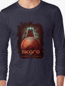 Travel To... Skaro! Long Sleeve T-Shirt