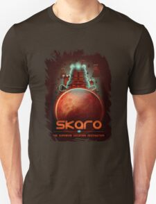 Travel To... Skaro! T-Shirt