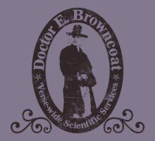 Doctor E. Browncoat Kids Tee