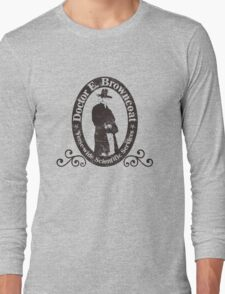Doctor E. Browncoat Long Sleeve T-Shirt