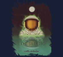 Travel To...  Lake Silencio One Piece - Short Sleeve