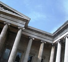 British Museum - London, England by NancyLewis