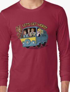 Let's Get Weird Long Sleeve T-Shirt