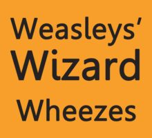 weasleys' wizard wheezes by meldevere
