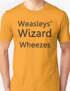weasleys' wizard wheezes T-Shirt