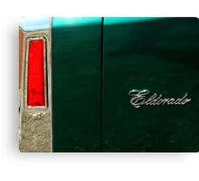 Cadillac Eldorado 1976 ~ Part One Canvas Print