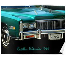 Cadillac Eldorado 1976 ~ Part Two Poster