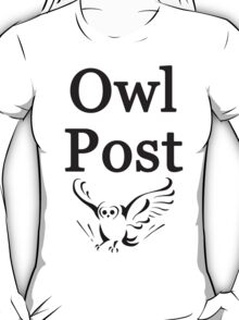Owl Post T-Shirt