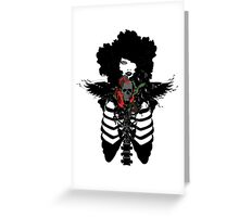 Hello Witch Greeting Card