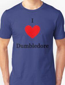 I love Dumbledore T-Shirt