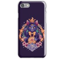Maneki Luna iPhone Case/Skin