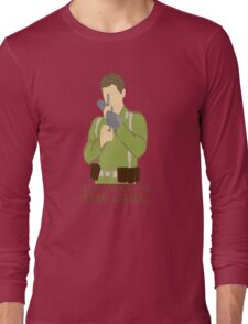 "Indiana Jones - ""All I Want is the Girl"" Long Sleeve T-Shirt"