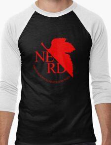 NGE NERD Men's Baseball ¾ T-Shirt