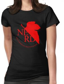 NGE NERD Womens Fitted T-Shirt