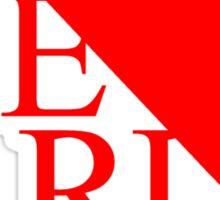 NGE NERD Sticker