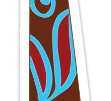 10th Doctor's Tie Sticker
