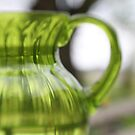 Little Green Jug by Jason Dymock