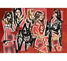 Cherry Bomb (The Runaways) Photographic Print