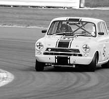 Ford Lotus Cortina by Willie Jackson