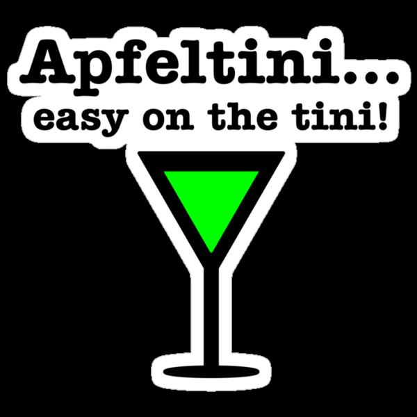 Apfeltini... Easy on the tini! by patrik777