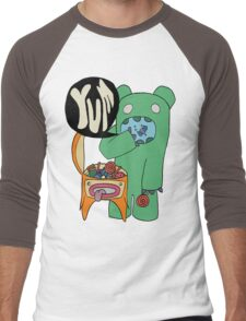 Yum! Men's Baseball ¾ T-Shirt