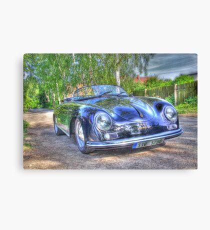 1955 Porsche Speedster Canvas Print