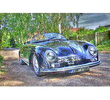 1955 Porsche Speedster Photographic Print