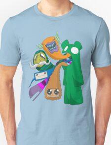 Eat Your Enemies Unisex T-Shirt